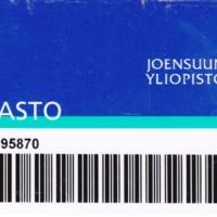 Kirjastokortti - Joensuun yliopiston kirjasto
