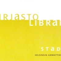 Kirjastokortti - Helsingin ammattikorkeakoulun kirjasto